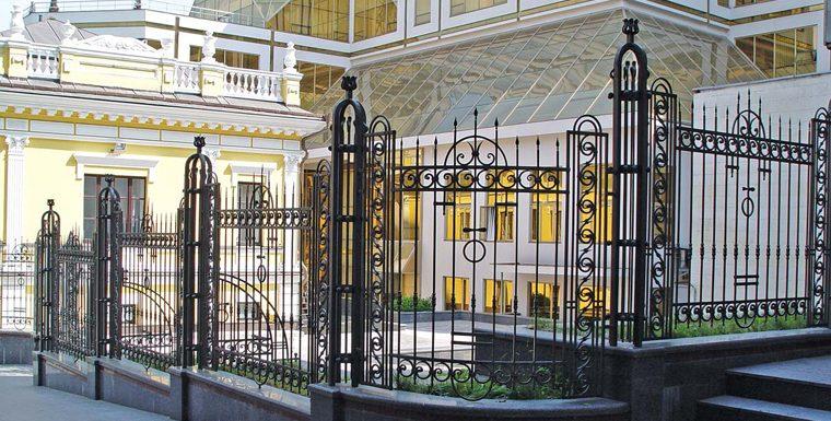 Качественный забор