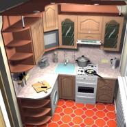 Ремонт в маленькой кухне