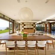 Современный дом и современный интерьер