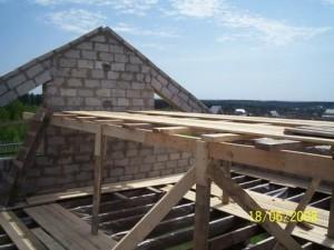 Дом своими руками, крыша