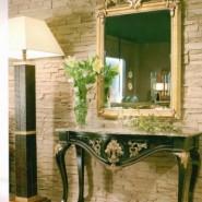 Зеркало – главное достоинство интерьера