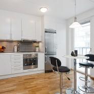 Дизайн квартиры полной геометрии от G&amp-R Studio