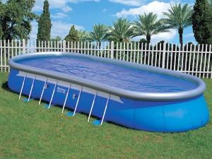 Советы по выбору надувного бассейна