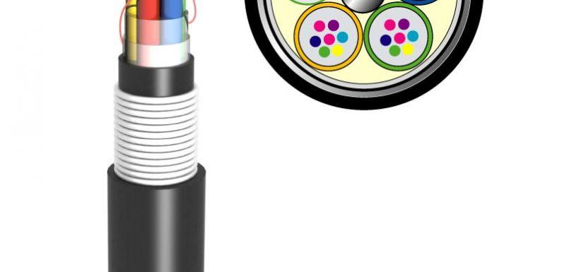 Прокладка волоконно-оптического кабеля