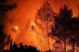 Бедствия вызваны природой