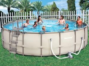 Что такое каркасный бассейн?