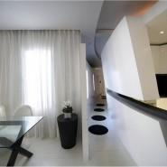 Дизайн пентхауса под названием Ruiz-Maasburg в Мадриде