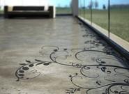 Арт-бетон: инновационный отделочный материал