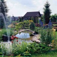 Сад в доме