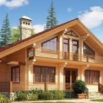 Загородный дом из дерева – важные моменты