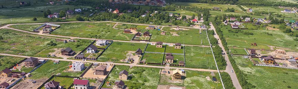 купить участок в ленинградской области