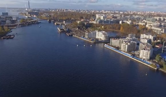 Купить квартиру в Санкт-Петербурге — ЖК Петровская Доминанта