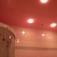 Как использовать подвесные потолки для ванной?