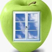 Современные окна