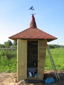 Как я строил туалет (часть первая)