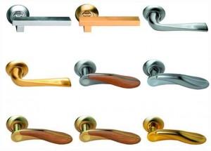 Материал дверной ручки