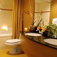 Ремонт в ванной и кухне