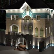 Архитектурное освещение коттеджей