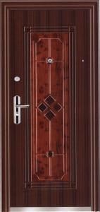Эстетическая ценность металлической двери