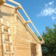 Как следить за деревянным домом?