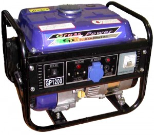 О выборе электрогенератора и топлива для него