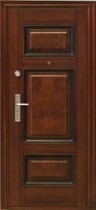 Процесс выбора двери