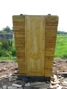 Как я строил туалет (часть вторая)