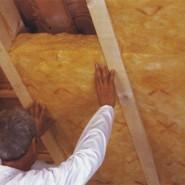 Утепление потолка в загородном доме