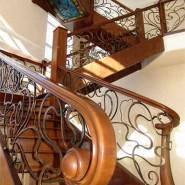 Изящество линий в дизайне лестниц
