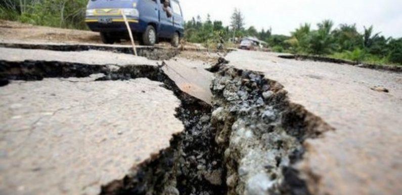 Землетрясения и сейсмоактивные зоны