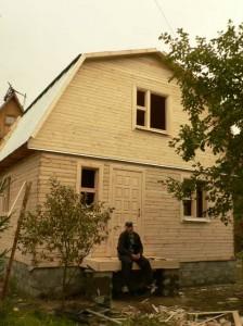 Готовый дом за девять дней