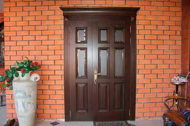 Внешний вид двери