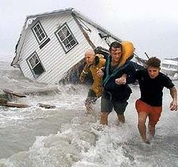 Стихийные бедствия — угроза человечеству