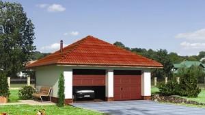 Как построить гараж на даче?
