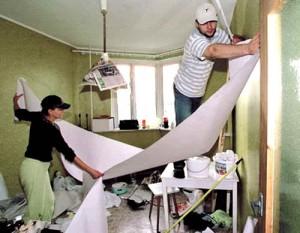 Косметический ремонт в летнем стиле