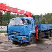 Кран манипулятор для грузов