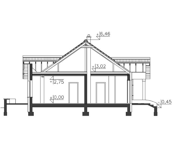 plane2 Проект пассивного дома