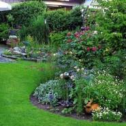 Как использовать зеркала для оформления сада?