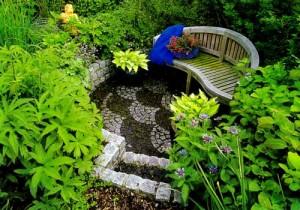 Лестница-чудесница в вашем саду