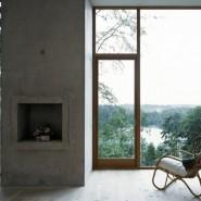 Окна в коттедже + системы кондиционирования и вытяжной вентиляции