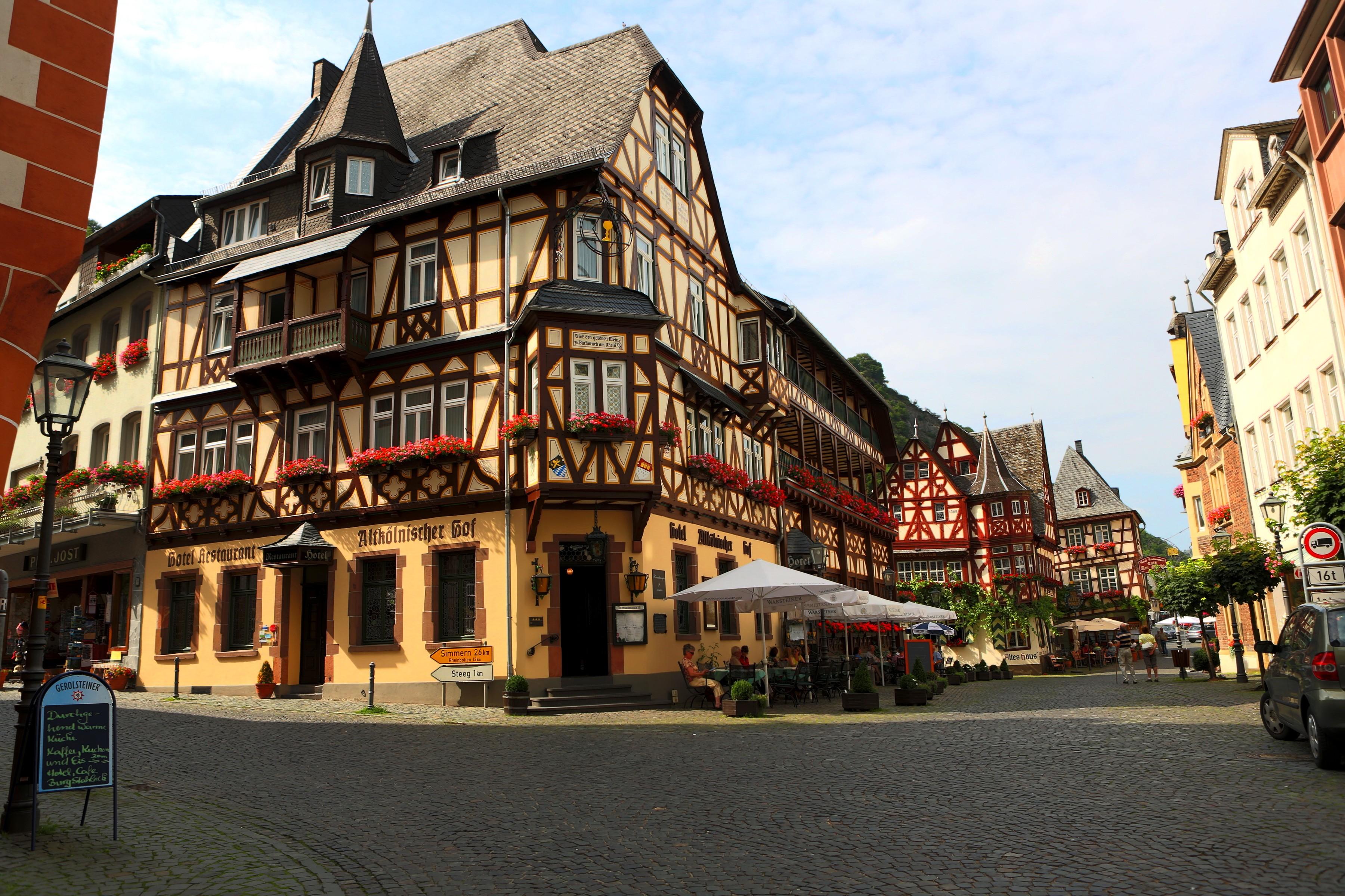 Дома в немецком стиле – секреты старины