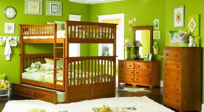 Как сделать ремонт в детской – важные моменты