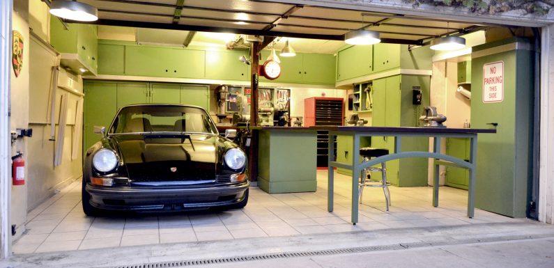 Гараж — строительство гаража на участке