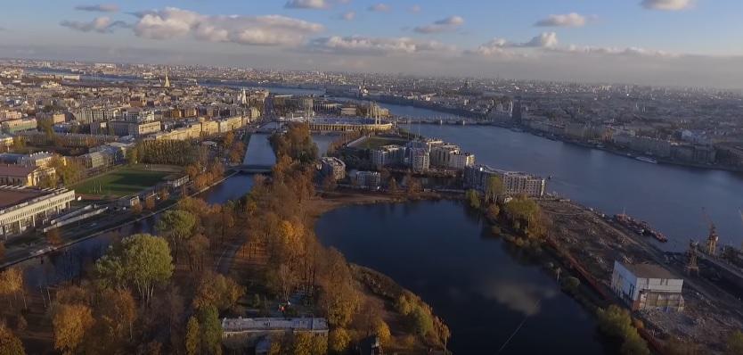 Санкт-Петербург. Остров Петровский